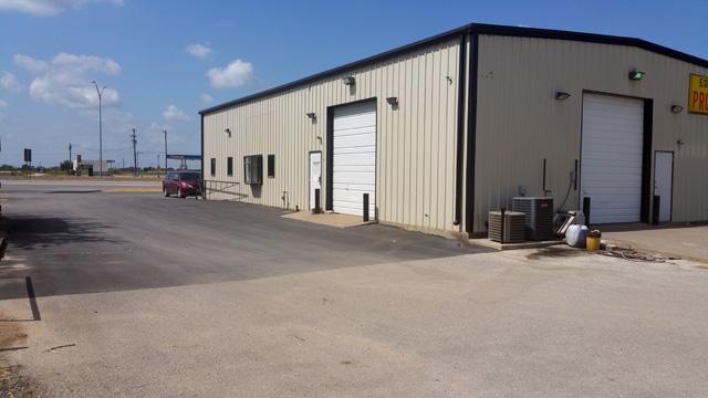 SHARP PROPANE BUILDING – Texias LLC
